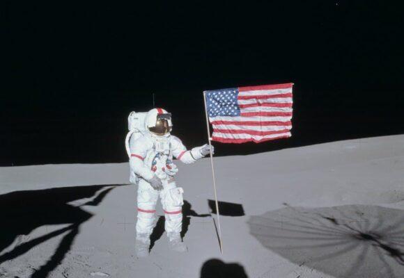 «Луна», Алан Шепард, Миссия Аполлон 14, 1971.